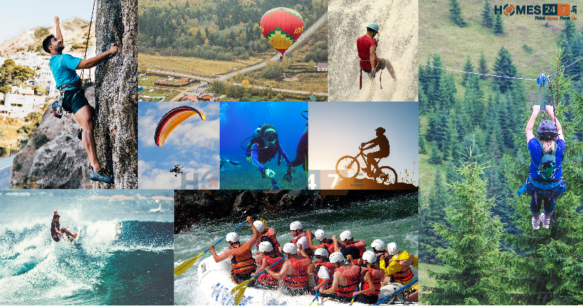 TOP 10 reasons why youth should try adventure sports