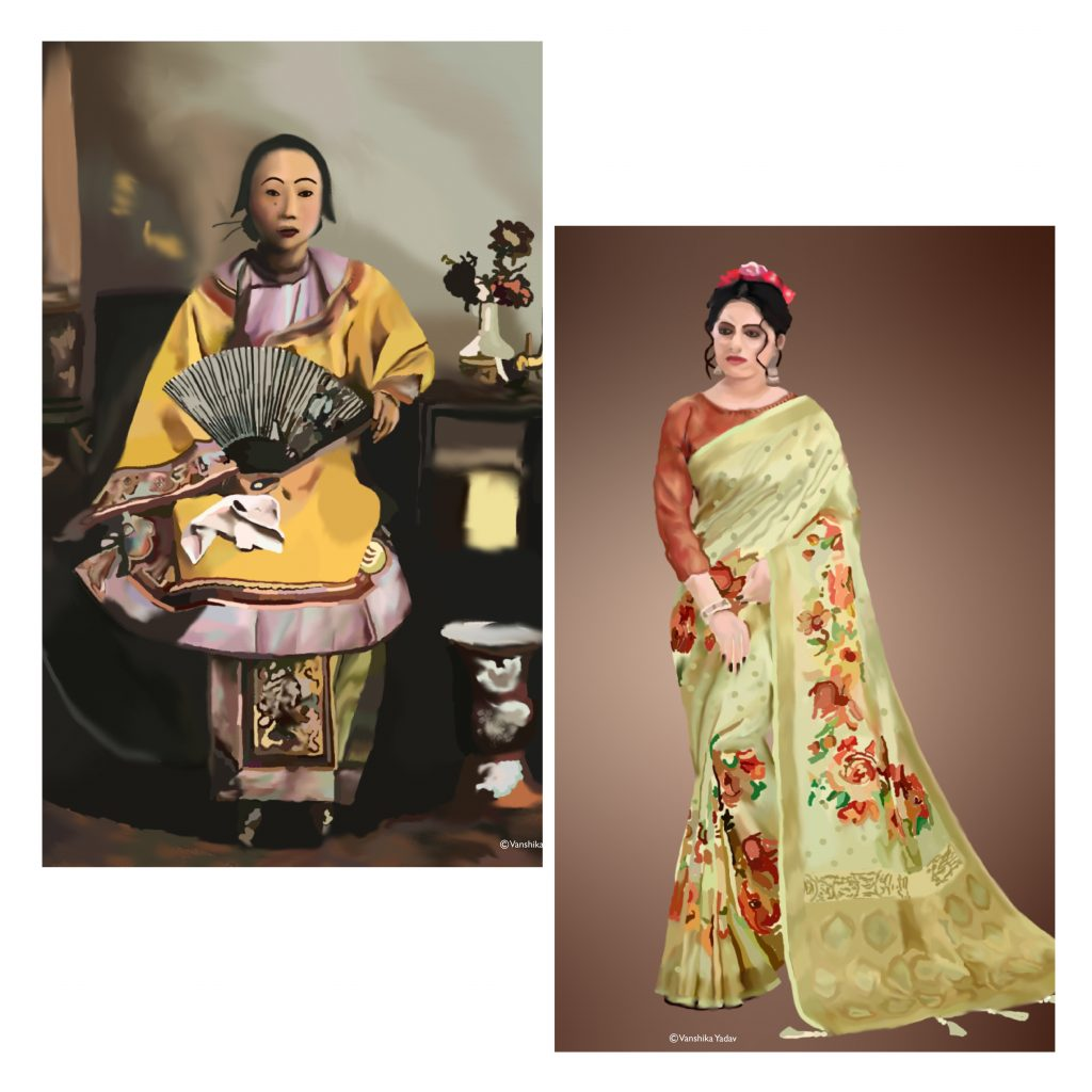 Fashion and Identity: Indian and Chinese Fashion