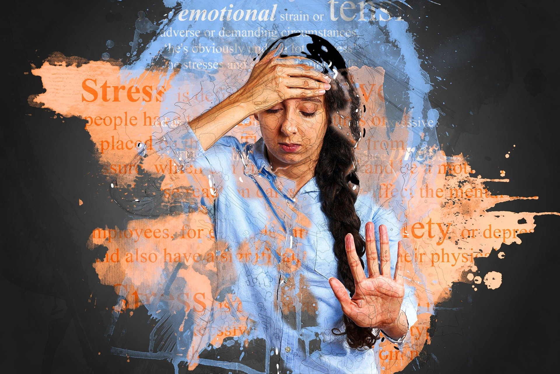 Anxiety Disorders Affecting Teens and Young Adults.