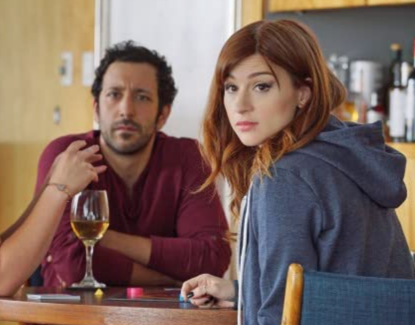 mental illness shows: Desmin Borges and Aya Kash in 'You're the Worst.' Photo Credit: IMDB/FX Networks.