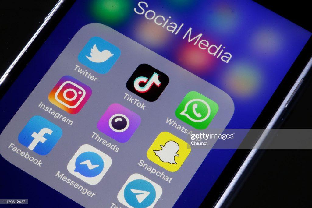 Mental Health in Media: Mental health in social media