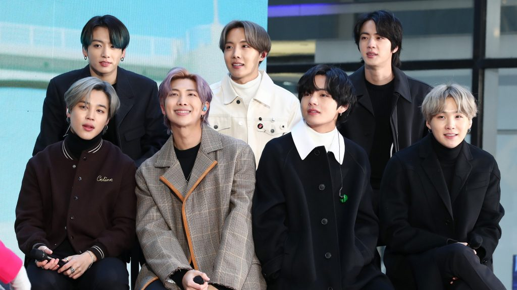 BTS has opened up about their struggles with mental health