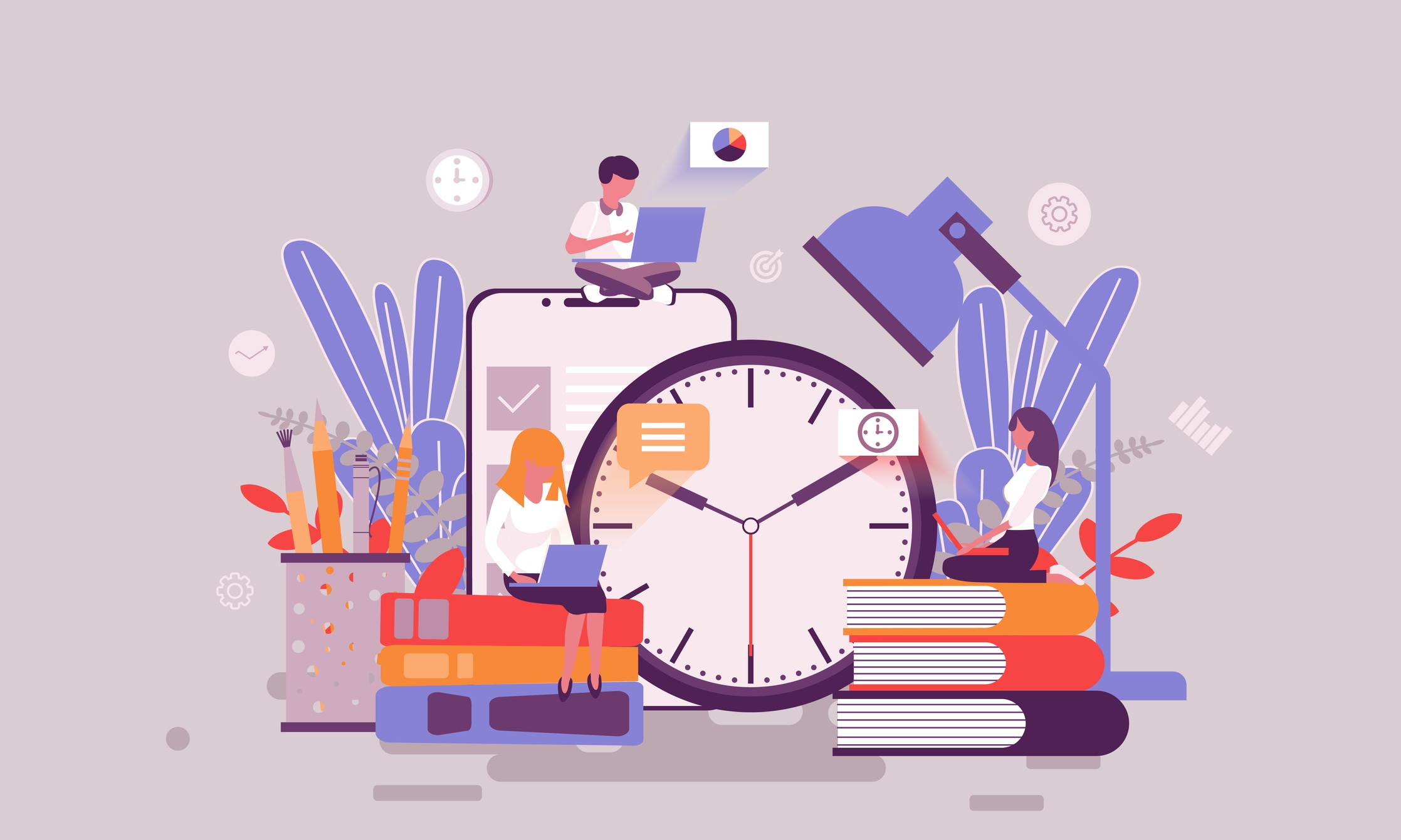 attention management and procrastination: attention management is more important than time management