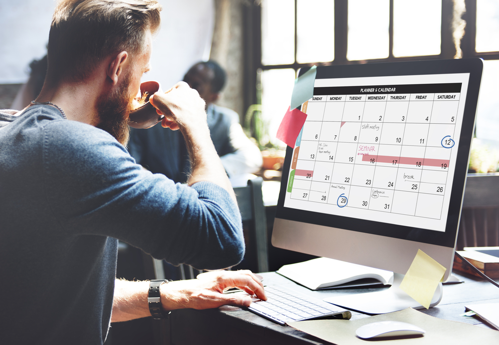 Attention management and procrastination: scheduling should work with when one concentrates on what kind of task
