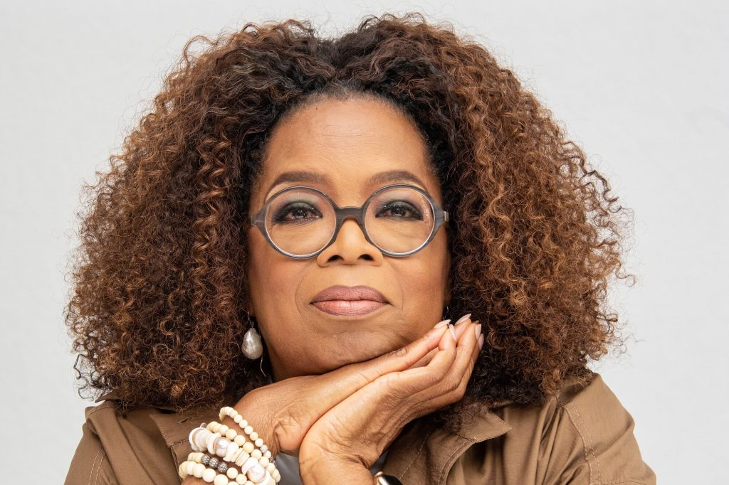 Winfrey is known for her mental strength.